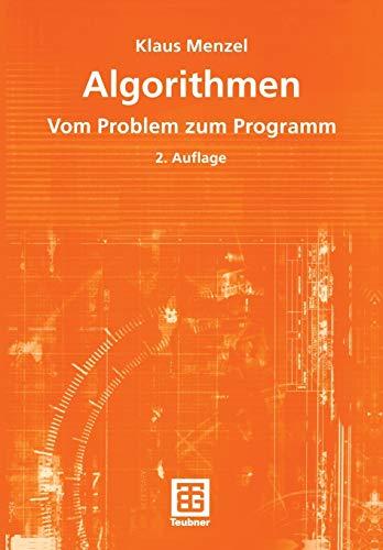 9783519211624: Algorithmen (Mathematik-ABC fur das Lehramt)