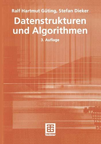 9783519221210: Datenstrukturen und Algorithmen (XLeitfäden der Informatik)
