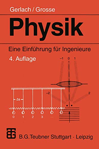 9783519332121: Physik: Eine Einführung für Ingenieure (German Edition)