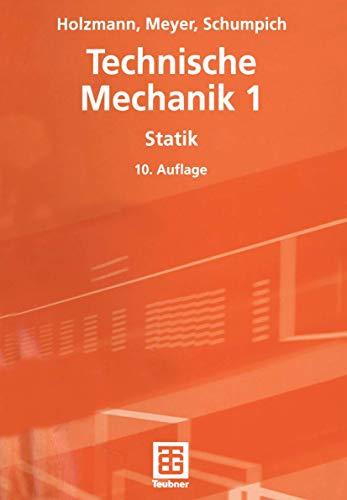 9783519365204: Technische Mechanik: Statik (Springer-Lehrbuch)