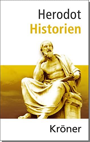 Historien: Deutsche Gesamtausgabe (Hardback): Herodot