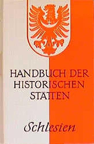 9783520316011: Schlesien (Handbuch der historischen Stätten)