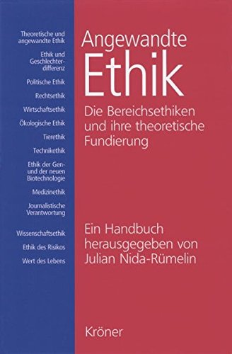 Angewandte Ethik: Julian Nida-Rümelin