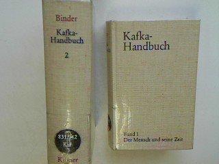 9783520818010: Kafka - Handbuch II. Das Werk und seine Wirkung