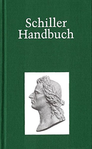 9783520830029: Schiller-Handbuch