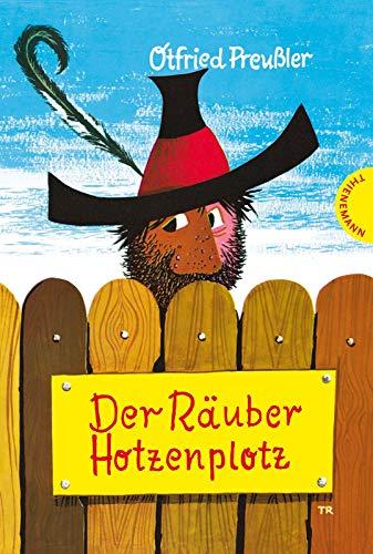 9783522105903: Der Räuber Hotzenplotz 1: Der Räuber Hotzenplotz:   gebundene Ausgabe schwarz-weiß illustriert, ab 6 Jahren
