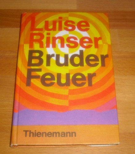 9783522122900: Bruder Feuer (German Edition)