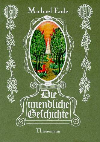 9783522128001: Die Unendliche Geschichte: Von A Bis Z (German Edition)
