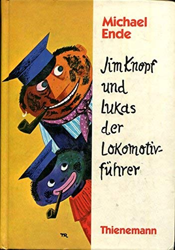 9783522146203: Jim Knopf und Lukas der Lokomotiv-fuhrer