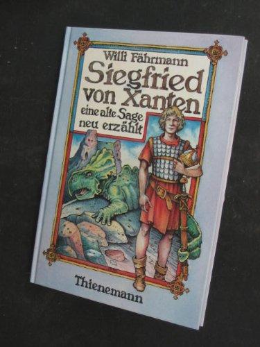9783522165501: Siegfried von Xanten