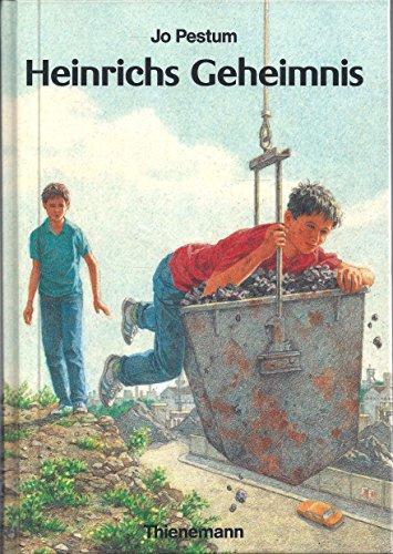 9783522168120: Heinrichs Geheimnis