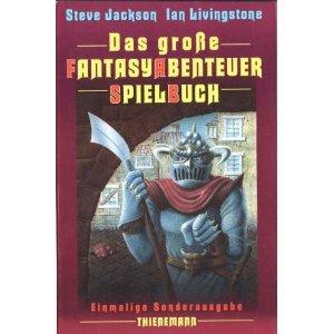 9783522168878: Das große Fantasy-Abenteuer-Spielbuch