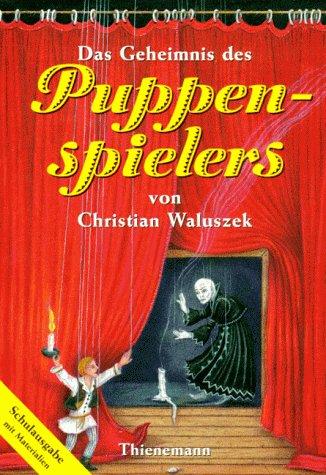 9783522169288: Das Geheimnis des Puppenspielers. Schulausgabe mit Materialien