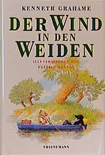 9783522169356: Der Wind in den Weiden. ( Ab 10 J.).