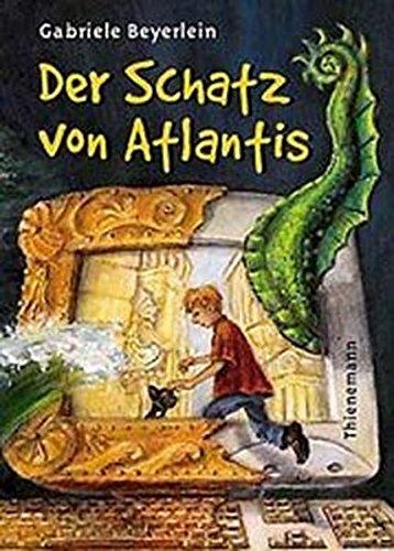 9783522173131: Der Schatz von Atlantis