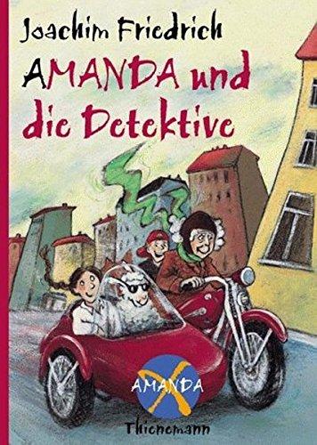 9783522173520: Amanda X. Amanda und die Detektive