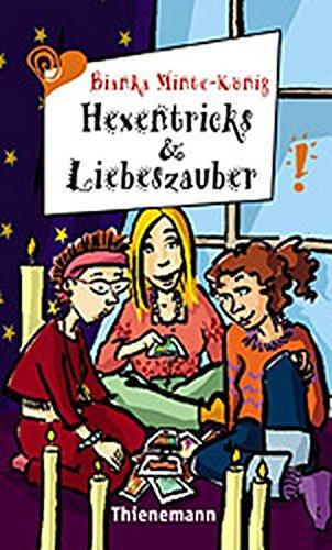 9783522174206: Hexentricks und Liebeszauber