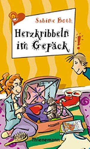 9783522175548: Herzkribbeln im Gepäck. ( Ab 12 J.).