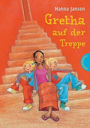 9783522175975: Gretha auf der Treppe