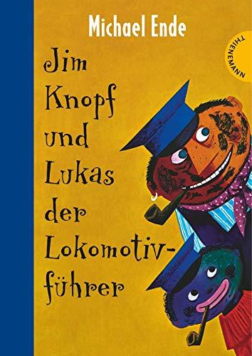 9783522176507: Jim Knopf und Lukas der Lokomotivführer.: (Ab 6 J.).