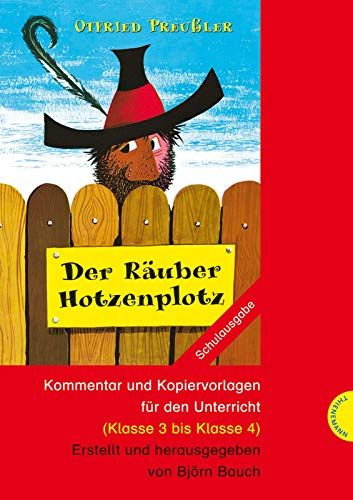 9783522179362: Otfried Preußler: Der Räuber Hotzenplotz