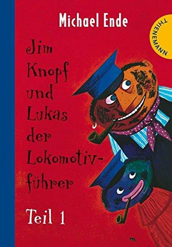 9783522180573: Jim Knopf und Lukas der Lokomotivführer 01