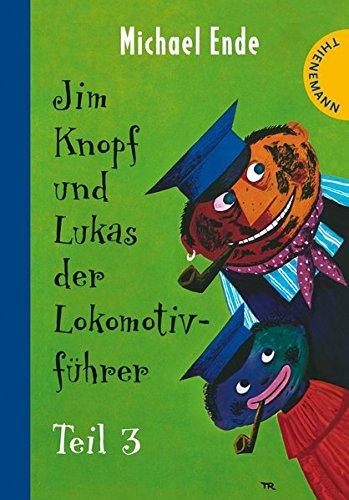 9783522180597: Jim Knopf und Lukas der Lokomotivführer 03: Bd. 1-3 auch in Schuber lieferbar