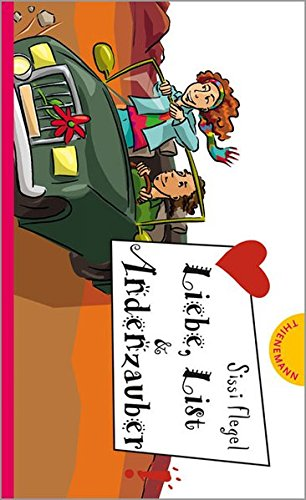 9783522180795: Liebe, List & Andenzauber