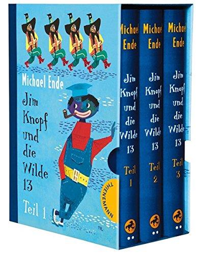 9783522181648: Jim Knopf und die Wilde 13 1-3