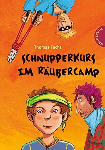 9783522181693: Schnupperkurs im Räubercamp