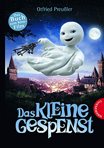 Das kleine Gespenst, Buch zum Film: Preußler, Otfried