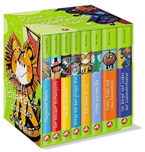 Meine schönsten Kinderbuchklassiker im Schuber. 8 Bände: Otfried Preußler