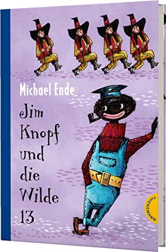 9783522183987: Jim Knopf und die Wilde 13. Kolorierte Neuausgabe