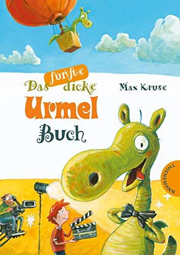 9783522184175: Das fünfte dicke Urmel-Buch