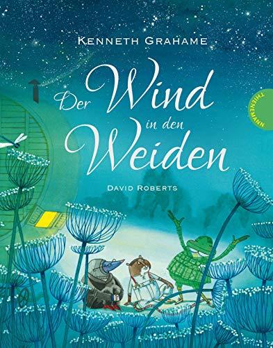 9783522184229: Der Wind in den Weiden