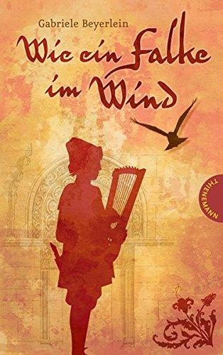 9783522201049: Wie ein Falke im Wind