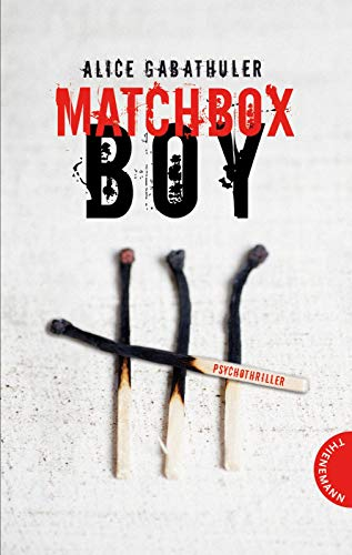 9783522201599: Matchbox Boy