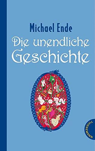 Die unendliche Geschichte - Broschur Ausgabe: Michael Ende