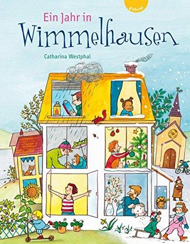 9783522301497: Ein Jahr in Wimmelhausen