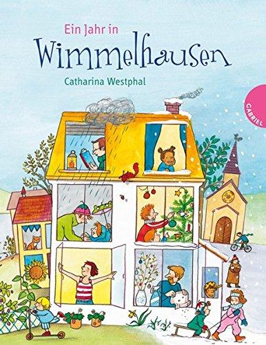9783522301978: Ein Jahr in Wimmelhausen