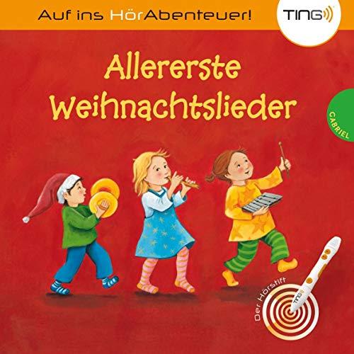 9783522303064: Allererste Weihnachtslieder (Ting)