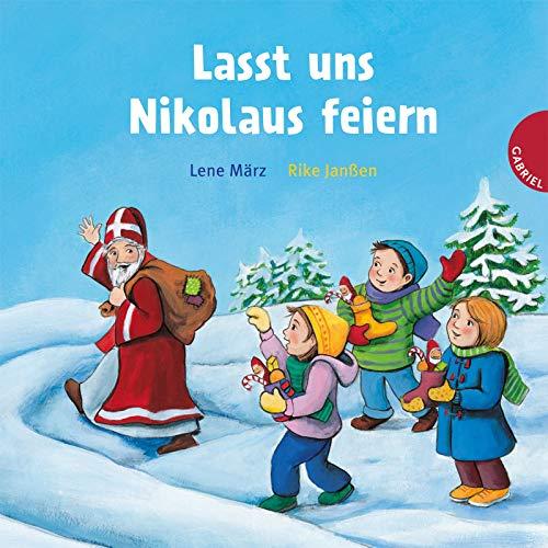 9783522303071: Lasst uns Nikolaus feiern