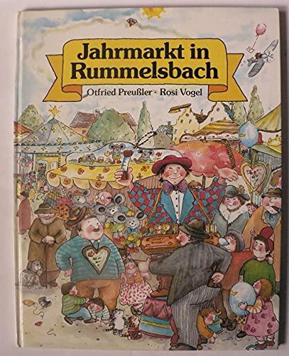 9783522411202: Jahrmarkt in Rummelsbach.