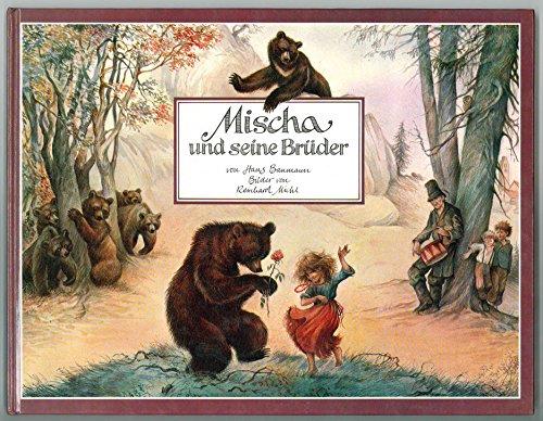 9783522420303: Mischa und seine Brüder