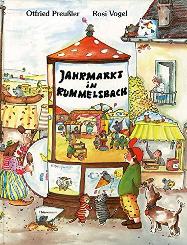Jahrmarkt in Rummelsbach: Preußler, Otfried, Vogel,