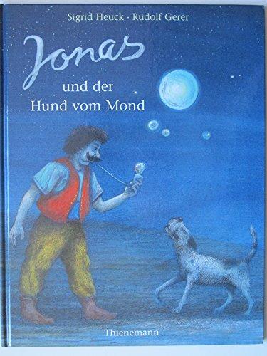 9783522431958: Jonas und der Hund vom Mond