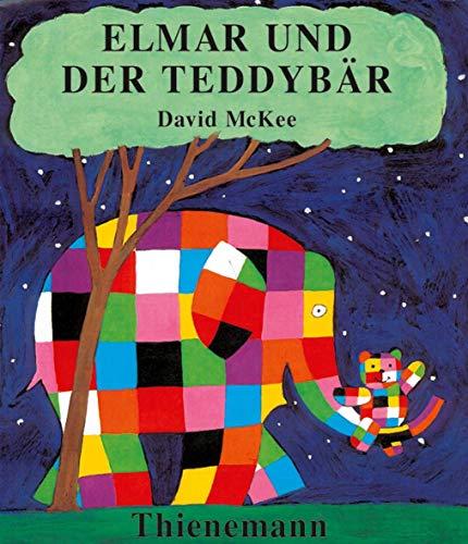 9783522433020: Elmar und der Teddybär.