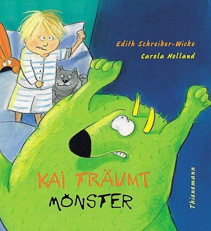 9783522433365: Kai träumt Monster