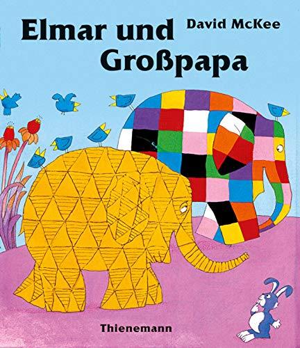 9783522433709: Elmar und Großpapa