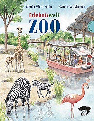 9783522435017: Erlebniswelt Zoo